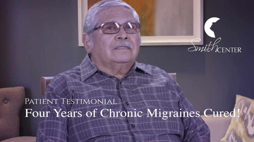 chronic migraines cured Houston